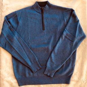 Peter Millar Quarter-Zip Sweater